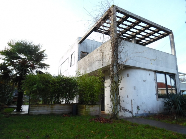 Pergola maison ZigZag